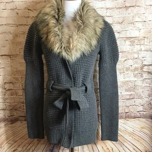 ✨JUICY COUTURE✨ sweater coat ✨