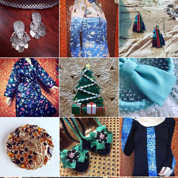 Vintage Other - Mystery 10+ Items Winter Glam Bag! U Choose Price!