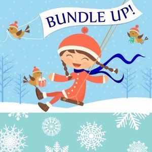Mystery 10+ Items Winter Glam Bag! U Choose Price!