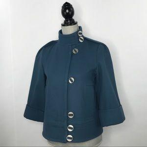L.A.M.B. Gwen Stefani lambswool pea coat