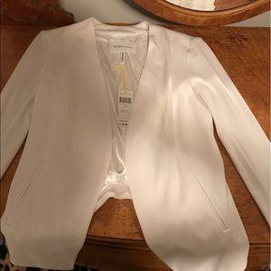 Bcbg White Blazer NWT