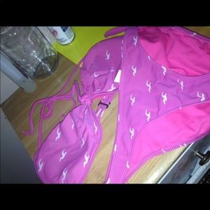 hollister bathing suit