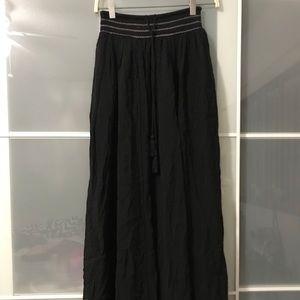 Smocked Zara Long Skirt