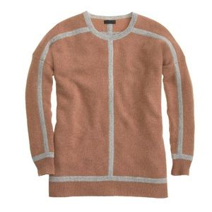 J.Crew - Collection Tipped 100% Cashmere Sweater