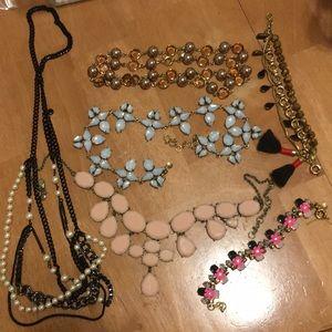Bundle of Jcrew Jewelry