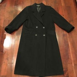 Women's Donnybrook Black Full Length Jacket Coat