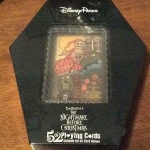 Nightmare before Christmas Disney parks NWT