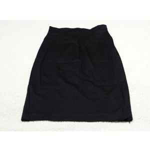 Twenty One Black pencil skirt size small
