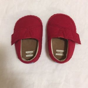 Baby Toms Shoes