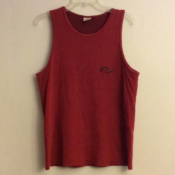 be05a71e01aec0 Speedo Logo Vintage Gym Workout Athletic Tank Top.  M 5a13bbfdd14d7bd64500b502