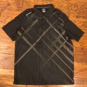 Oakley performance dry polo XXL