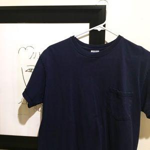 Dark navy blue Gildan T-shirt
