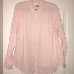 🍉 BUNDLE ONLY 🍉 light pink shirt, XL