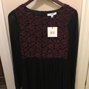 Jack by BB Dakota dress, size small, NWT