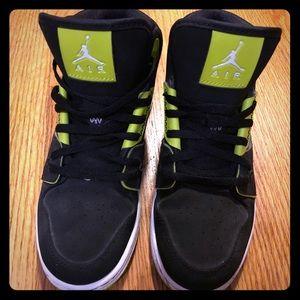 Jordan air sneakers