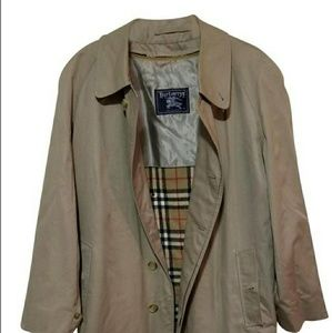 Burberry Men's Trench Coat with removable liner