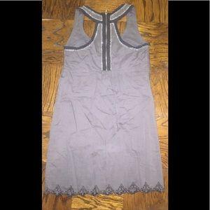 Dresses & Skirts - 😁DRESS SALE!! T-back tank dress with back zip