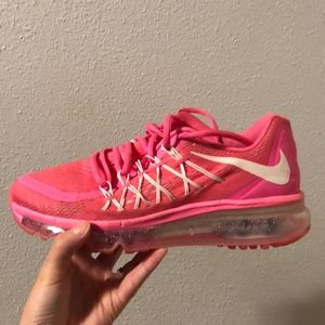 Nike ID Pink Air Max