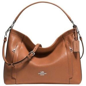 Coach Scout Shoulder Bag: Brown