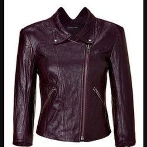 ****BLOWOUT SALE****Theory Lambskin Leather Jacket