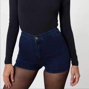 NWOT American Apparel Easy Shorts Small