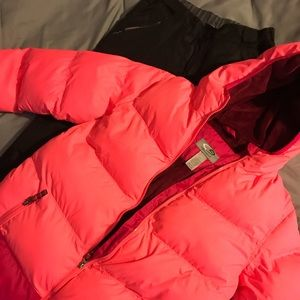 Girls Youth CHAMPION Winter Jacket and Snow Pants