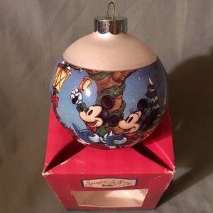"Vintage 1997 Mickey's Season of Song"" Ornament"