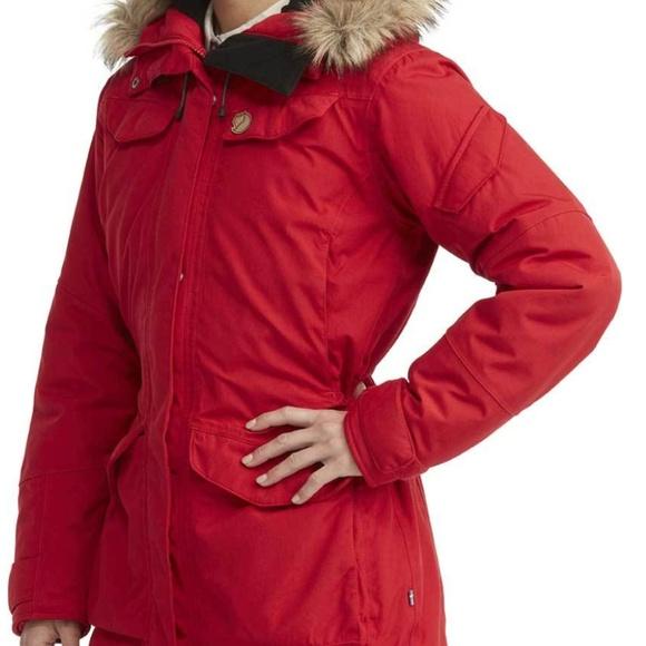 Fjallraven Nuuk Parka Women's | Waterproof parka, Jackets