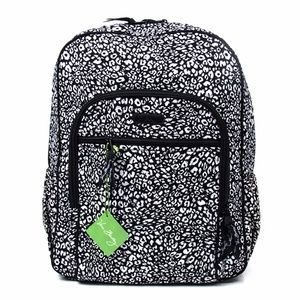 NWT Vera Bradley Campus Backpack in Camocat