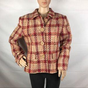 Chadwick's Tweed Blazer