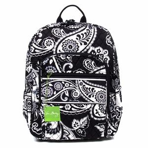 NWT Vera Bradley Campus Backpack Midnight Paisley