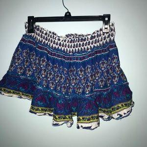 RAGA Skirts - Mini Skirt RAGA