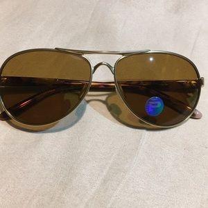 Oakley Tie Breaker 4108-03 Polarized Sunglasses