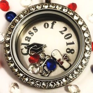 Personalize a Locket for Upcoming Graduates!