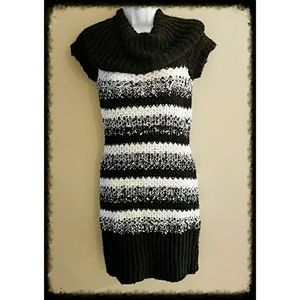 Cozy and Cute Candie's Sweater Dress