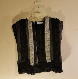 Sweaters - Riverweave RARE vintage sweater vest