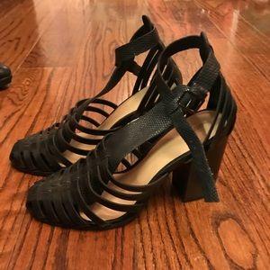 Zara gladiator heels