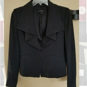Ann Taylor Black Blazer (Virgen Wool)
