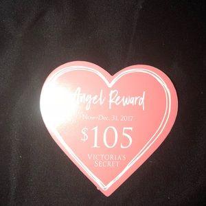 Angel Reward Card