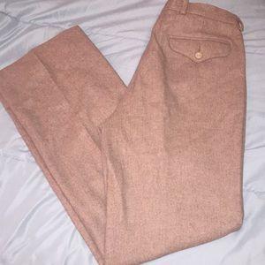 Calvin Klein Wool Blend Pants
