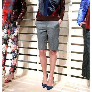 J. Crew wool shorts size 8