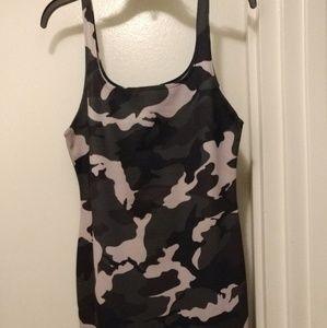 Zara Camouflage Dress