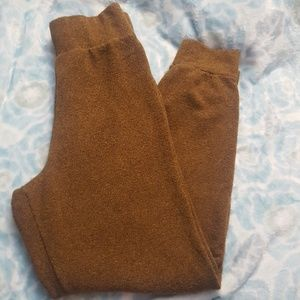 American Apparel lounge knit joggers
