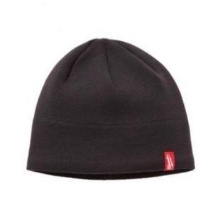 Milwaukee Gray Fleece Lined knit Hat. NWOT