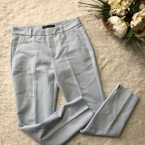 NWOT Zara Blue Trouser