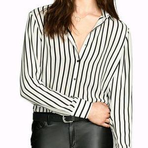 H&m size 12 blouse nwt