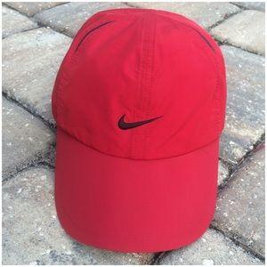Nike Red Dri-Fit Sport Hat