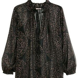 Size 14 blouse nwt h&m