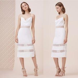 Keepsake Do It Right Midi Dress