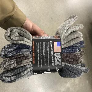 Omni-Wool Socks Pack!